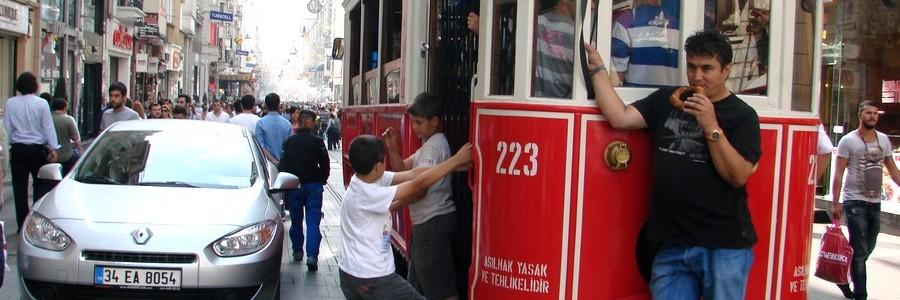 Salutari din aglomeratul Istanbul