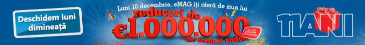 Reduceri de 1.000.000 euro