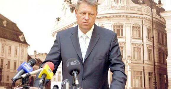 Ce l-a convins pe Johannis să se înscrie în PNL? Lasă Sibiul pe Bucureşti?