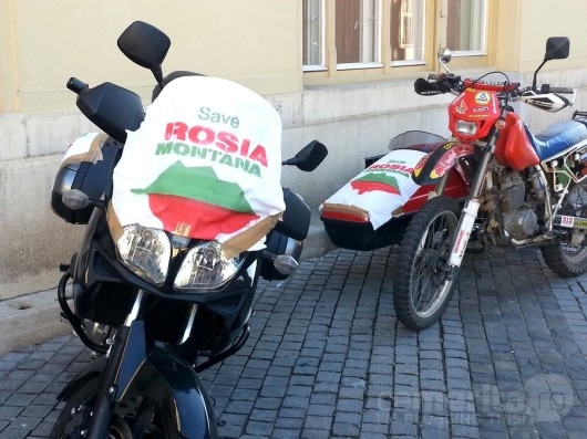 poze protest rosia montana sibiu03