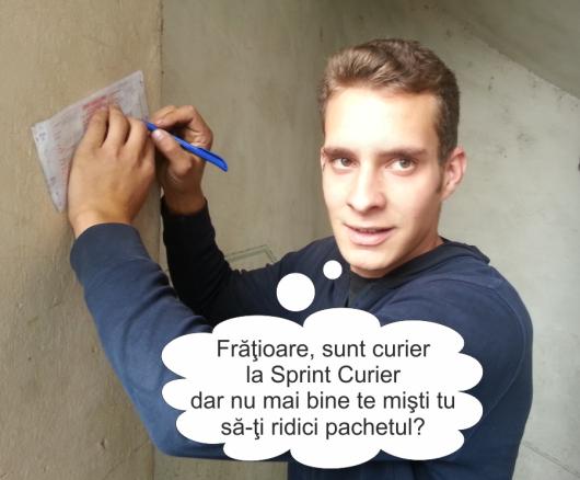 Sprint Curier Sibiu