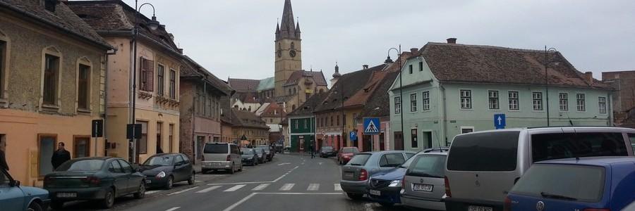Ce ne facem cu parcările din Sibiu?