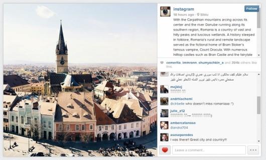 Sibiu Instagram