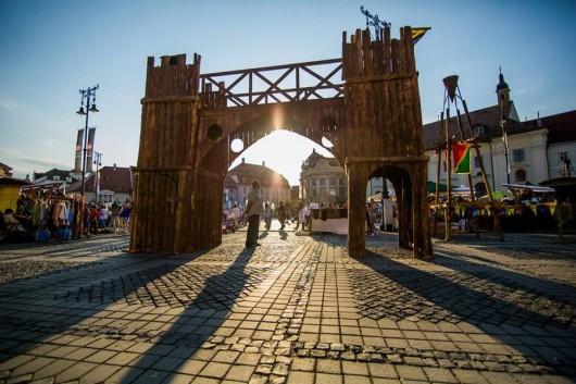 Poze Festivalul Medieval Cetati Transilvane Sibiu 2014_01