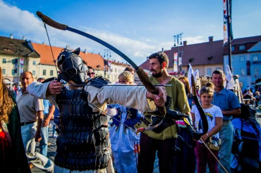 Poze Festivalul Medieval Cetati Transilvane Sibiu 2014_05