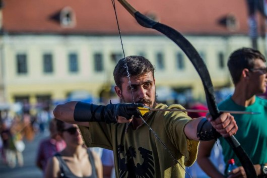 Poze Festivalul Medieval Cetati Transilvane Sibiu 2014_08
