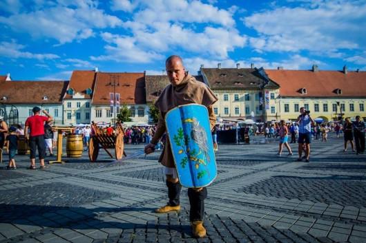 Poze Festivalul Medieval Cetati Transilvane Sibiu 2014_09