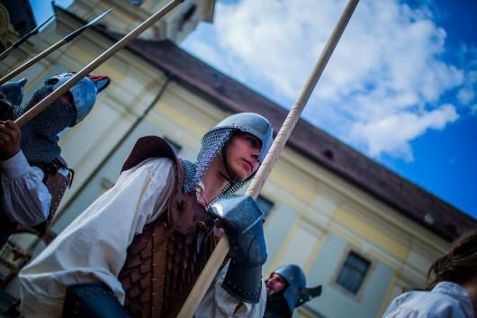 Poze Festivalul Medieval Cetati Transilvane Sibiu 2014_13