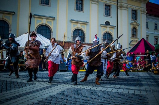 Poze Festivalul Medieval Cetati Transilvane Sibiu 2014_14