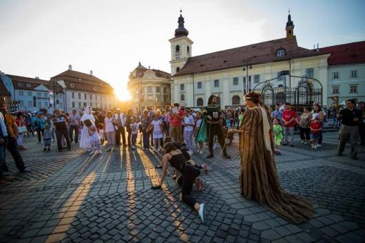 Poze Festivalul Medieval Cetati Transilvane Sibiu 2014_16