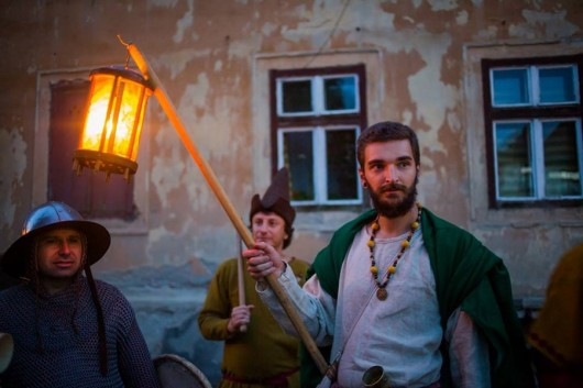 Poze Festivalul Medieval Cetati Transilvane Sibiu 2014_17