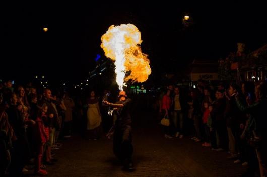 Poze Festivalul Medieval Cetati Transilvane Sibiu 2014_19