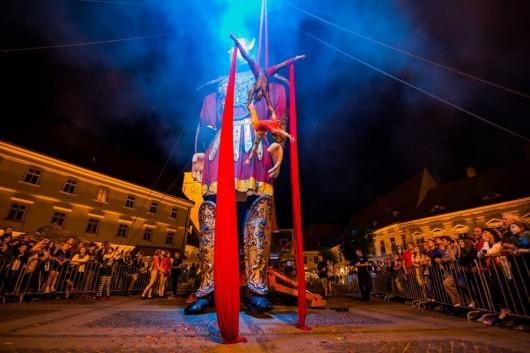 Poze Festivalul Medieval Cetati Transilvane Sibiu 2014_25