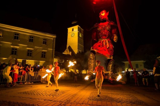 Poze Festivalul Medieval Cetati Transilvane Sibiu 2014_27