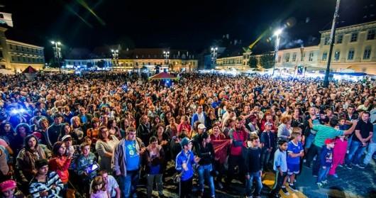 Poze Festivalul Medieval Cetati Transilvane Sibiu 2014_28