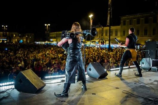Poze Festivalul Medieval Cetati Transilvane Sibiu 2014_29