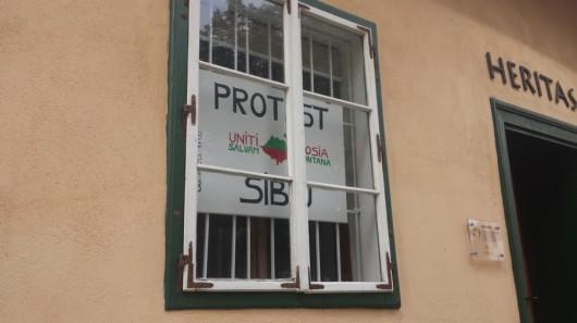 Poze proteste rosia montana sibiu_01