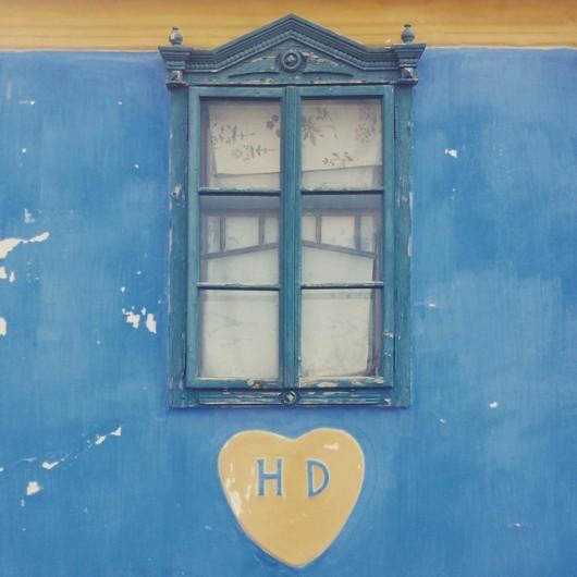 fereastra hosman