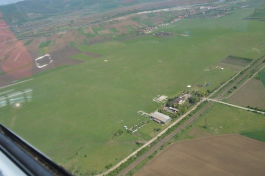zbor cu planorul aerodromul deva_11
