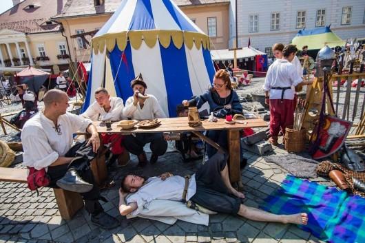 Foto Festivalul Medieval Sibiu 2015_06