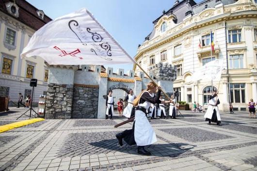 Foto Festivalul Medieval Sibiu 2015_07