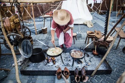 Foto Festivalul Medieval Sibiu 2015_11