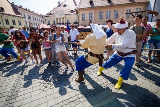 Foto Festivalul Medieval Sibiu 2015_12