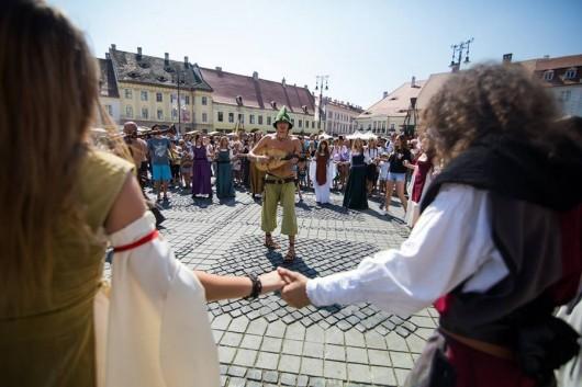 Foto Festivalul Medieval Sibiu 2015_13
