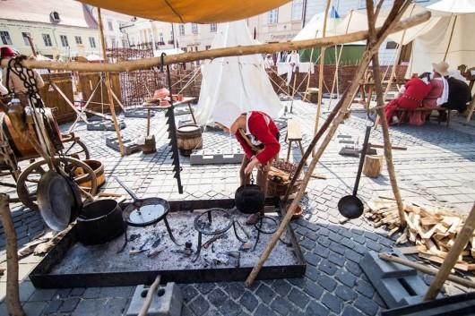 Foto Festivalul Medieval Sibiu 2015_14