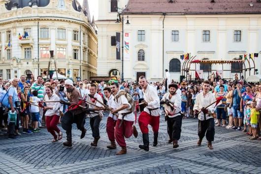Foto Festivalul Medieval Sibiu 2015_17