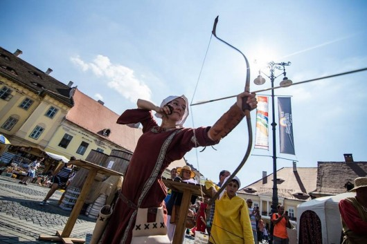 Foto Festivalul Medieval Sibiu 2015_18