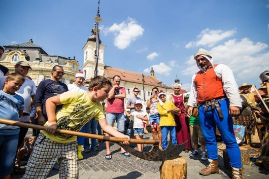 Foto Festivalul Medieval Sibiu 2015_22