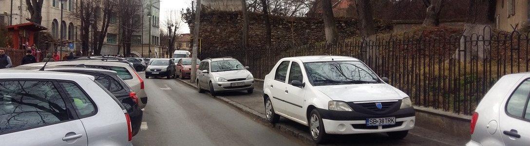 De ce sunt obligatorii parcările supraetajate în Sibiu