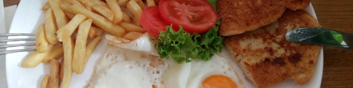 Am mâncat La Plăcinte înainte de a se închide. Habar nu aveți ce ați pierdut.