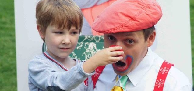 Cum a fost la Family Olympics Sibiu