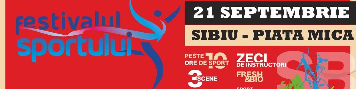 Festivalul Sportului şi fitness-ul