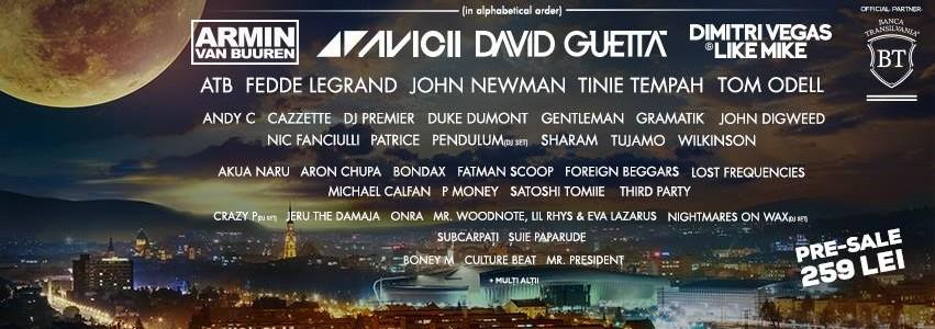 UNTOLD Festival o să fie mare!