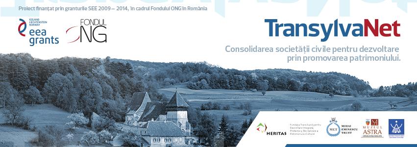 Federaţia TransylvaNET – parteneri pentru patrimoniu