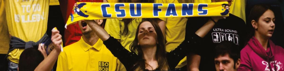 CSU Fans Magazin după 10 ani de voluntariat