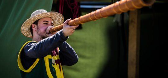 """Începe Festivalul Medieval """"Cetăți Transilvane"""", Sibiu"""