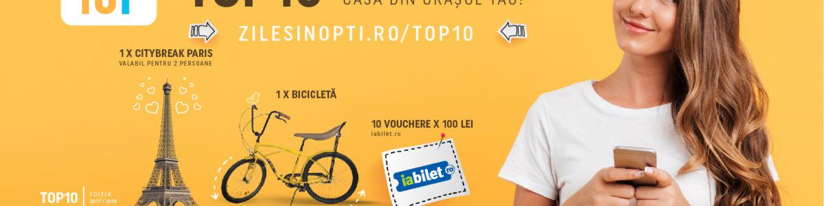 Top 10 restaurante din Sibiu
