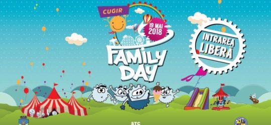 Cum a fost la Family Day organizat de Star Transmission la Cugir?