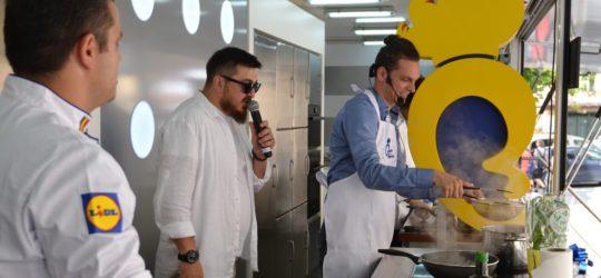 Bucătar dupa ureche – ce am gătit alături de Chef Florin Dumitrescu