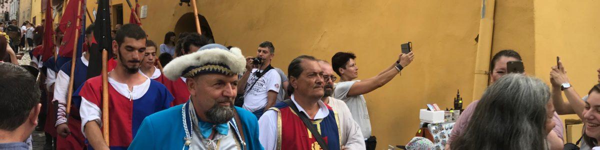 Festivalul Sighişoara Medievală 2018