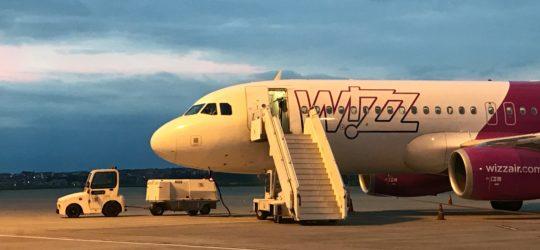 Am fost cu primul zbor Wizz Air de la Sibiu la Tel Aviv și am descoperit o țară magnifică