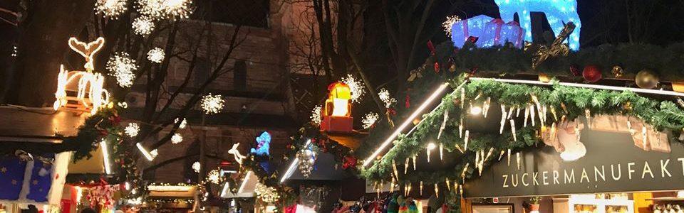 În căutarea celui mai frumos Târg de Crăciun din Europa. Franța, Elveția, Germania, Cehia, Slovacia, Ungaria, România.